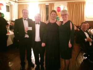 In January 2017 Chris and Debbie Griffiths organised a Ladies Festival Evening with a 4 course dinner and disco in the Masonic Hall, Maesteg to fundraise for us. We were so pleased to attend such a great evening and the funds raised have made such a difference to our work.