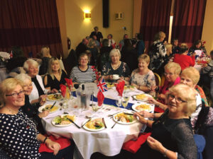 """In November 2018 the Margam WI organised a """"Women through the Ages"""" Fashion Show to raise funds for us. Thank you so much everyone who helped make the night such a great success."""